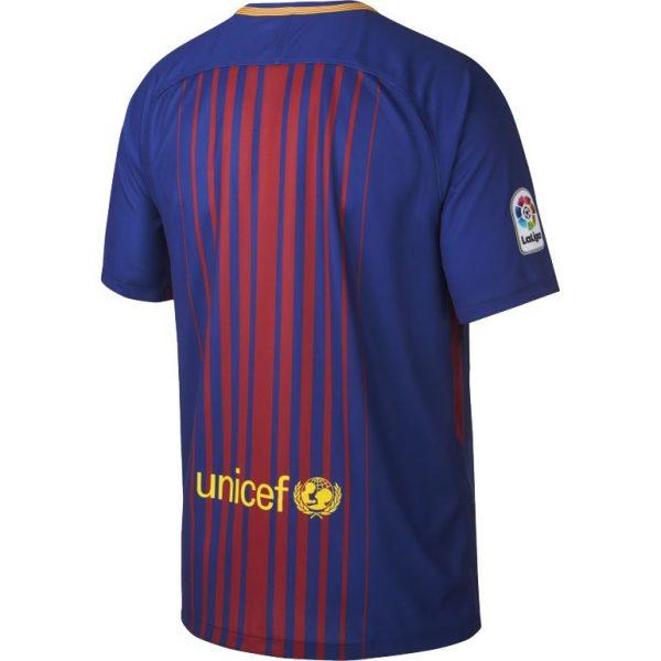 Maillot FC Barcelone domicile derrière