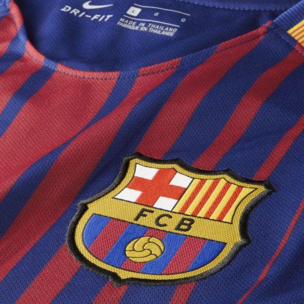 Maillot FC Barcelone domicile face
