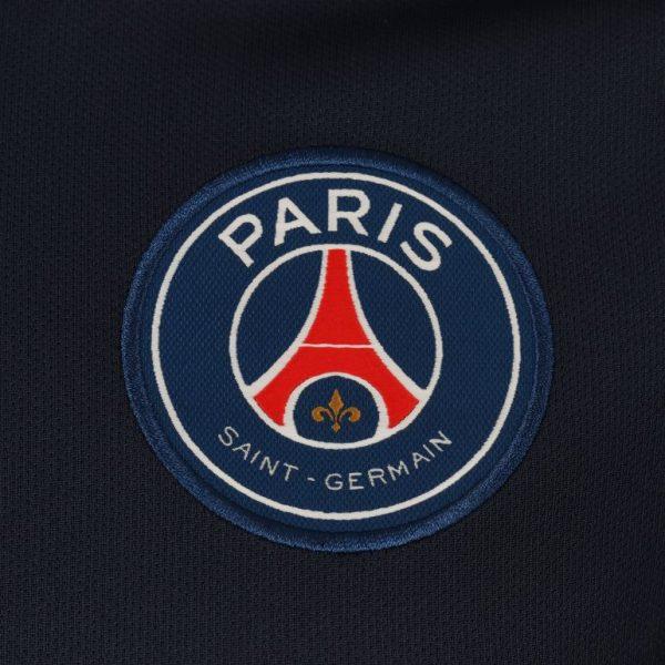Maillot PSG domicile logo