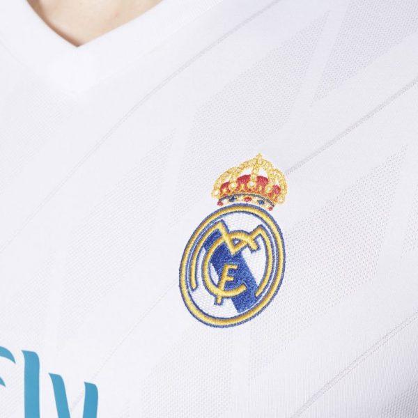 Maillot Real Madrid domicile devant
