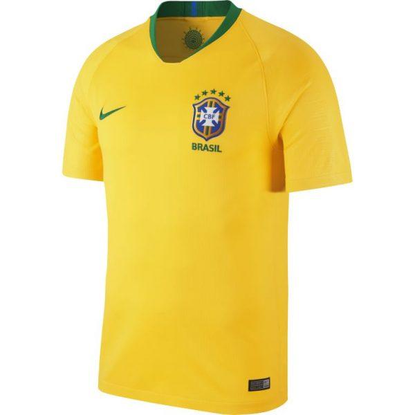 Maillot de l'équipe du Brésil coupe du monde