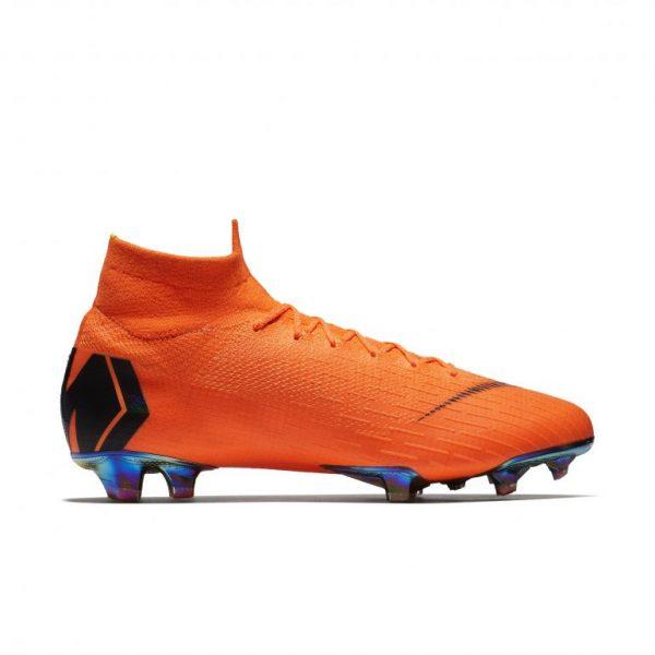 Chaussure Mercurial Superfly 360 orange